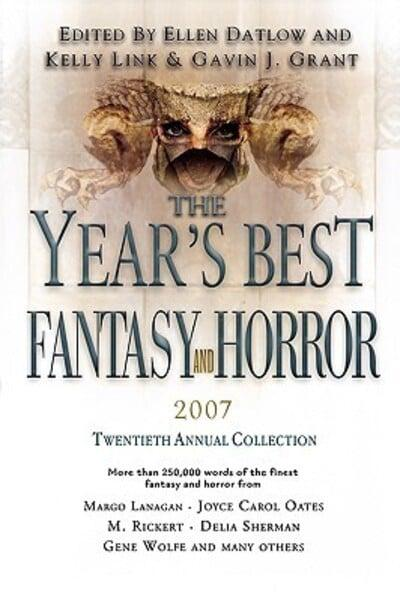 The Year's Best Fantasy & Horror