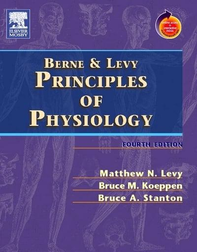 jacket, Berne and Levy Principles of Physiology