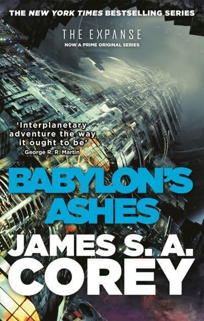 babylons ashes epub