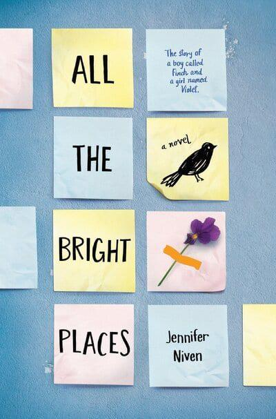 jacket, All the Bright Places