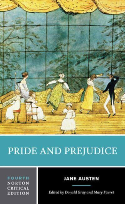 a criticism on pride and prejudice Pride and prejudice: an introduction to and summary of the novel pride and prejudice by jane austen.