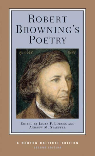 Robert browning youth and art analysis