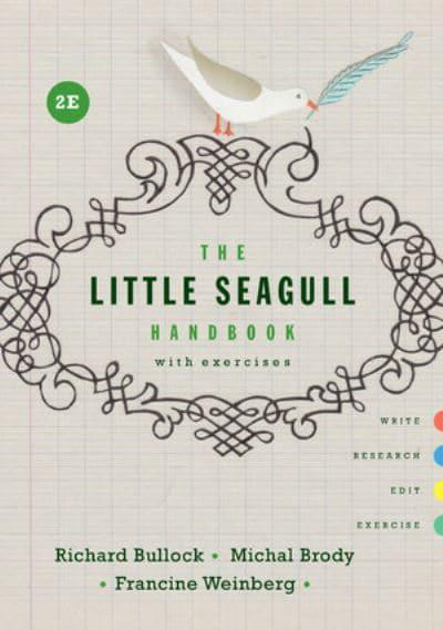 the little seagull handbook 3rd edition without exercises