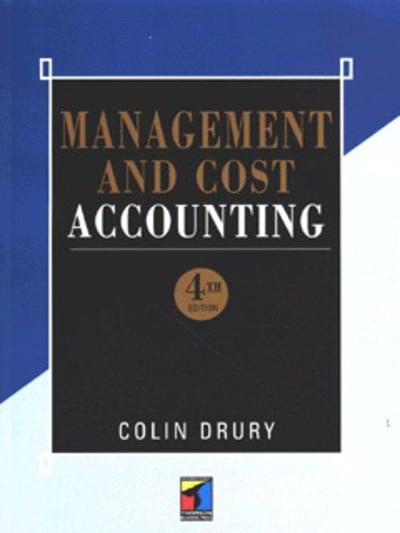 management accounting for business decisions colin drury pdf