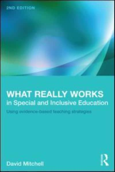 jacket, What Really Works in Special and Inclusive Education