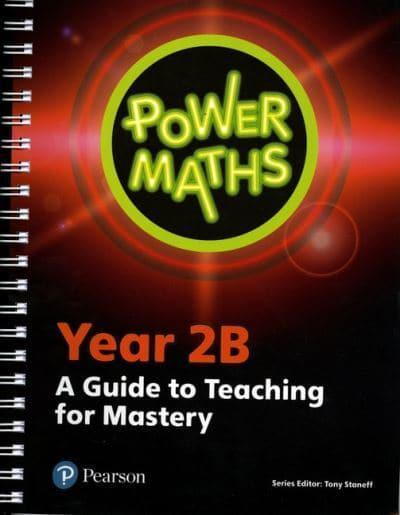 power maths year 2 teacher guide 2b 9780435189792 blackwell s rh blackwells co uk Guide Math Sheet Math Work Guide