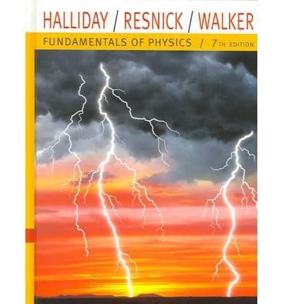 Fundamentals Of Physics David Halliday Author