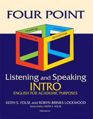 jacket, Four Point Listening and Speaking