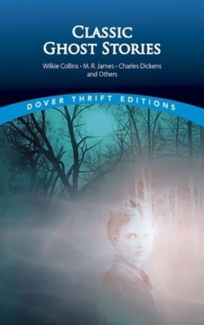 jacket, Classic Ghost Stories