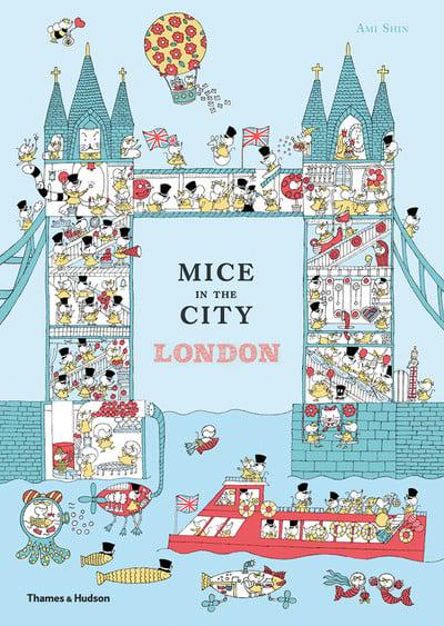 Mice in the City. London