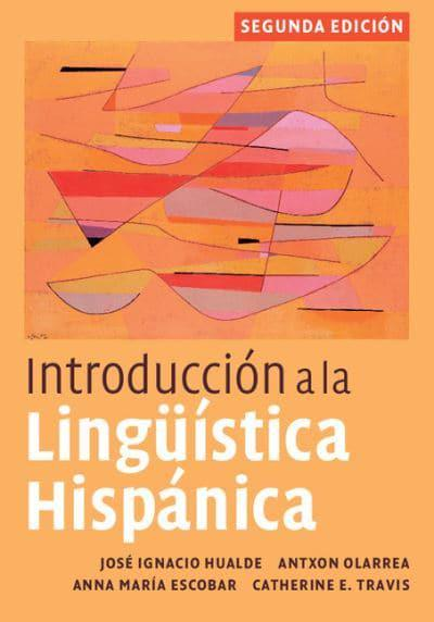 INTRODUCCION HISPANICA A LA LINGUISTICA