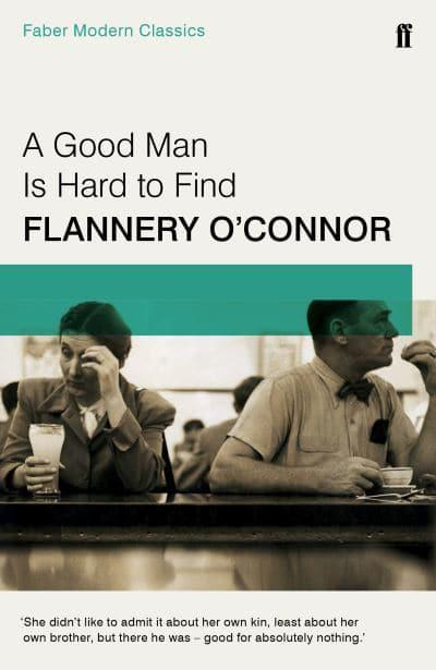 an analysis of a good man is hard to find by flannery oconnor Best answer: in a good man is hard to find, its author, flannery o'connor utilizes irony as a literary element to create.