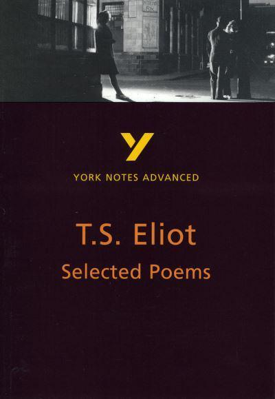Selected Poems, T.S. Eliot : Michael Herbert : 9780582424593 : Blackwell's
