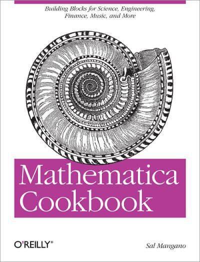 Mathematica Cookbook Sal Mangano 9780596520991 Blackwells