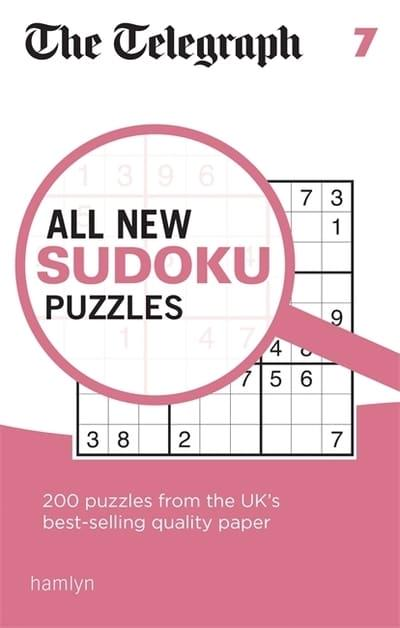 The Telegraph All New Sudoku Puzzles 7