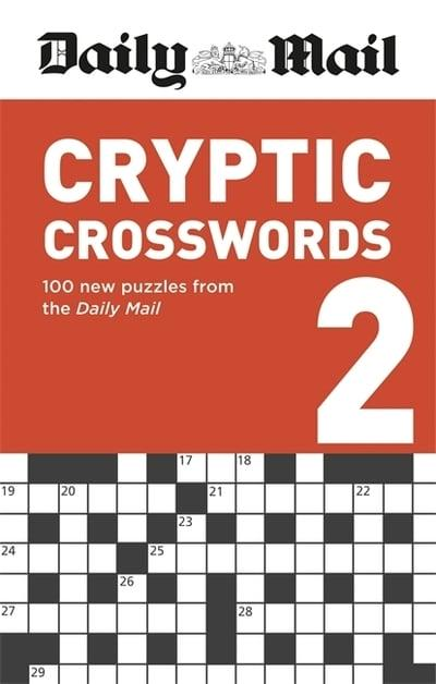 Daily Mail Cryptic Crosswords Volume 2