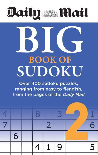 Daily Mail Big Book of Sudoku Volume 2