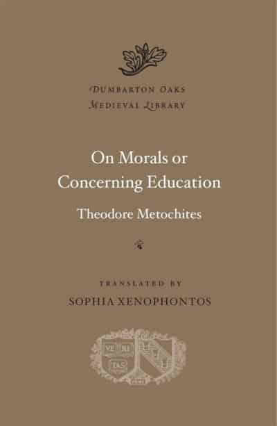 On Morals, or, Concerning Education