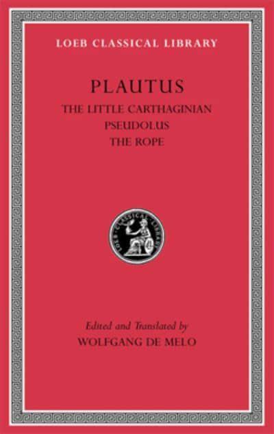 Plautus pseudolus