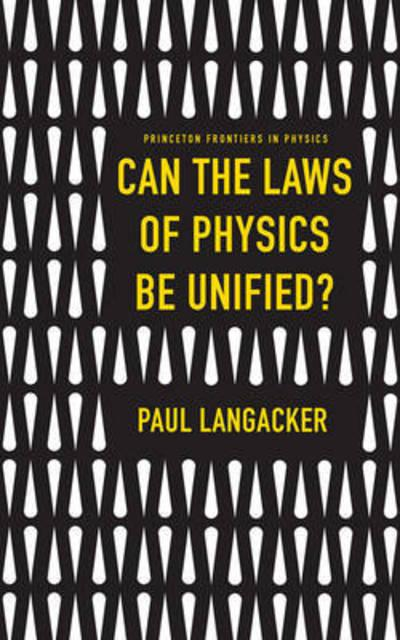 jacket, Can the Laws of Physics Be Unified?