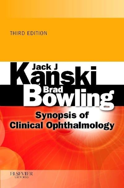 Kanski Textbook Of Ophthalmology Pdf