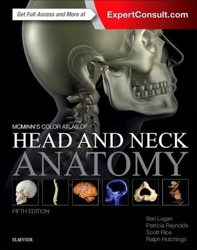 McMinn's Color Atlas of Head and Neck Anatomy : B  M Logan