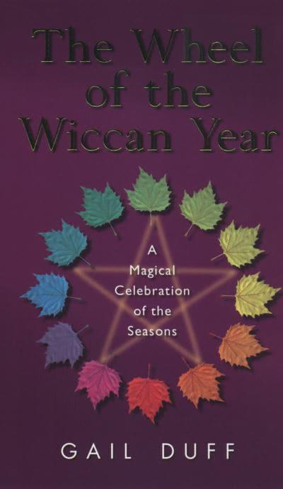 The Wheel of the Wiccan Year