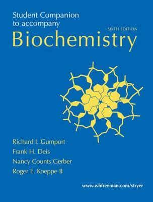 Biochemistry berg, tymoczko, stryer. Cds, dvds, games & books.