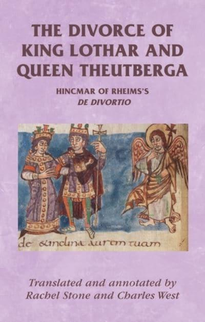 The Divorce of King Lothar and Queen Theutberga