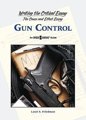 essay about gun control