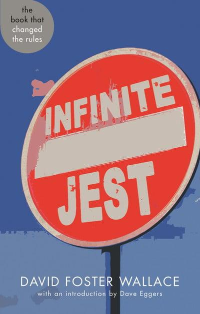 Infinite Jest David Foster Wallace Author 9780748130986