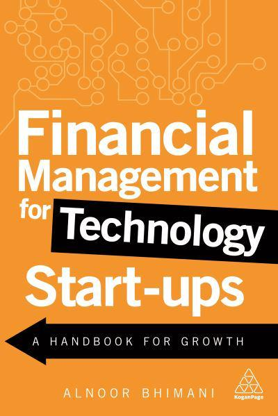 Financial Management for Technology Start Ups