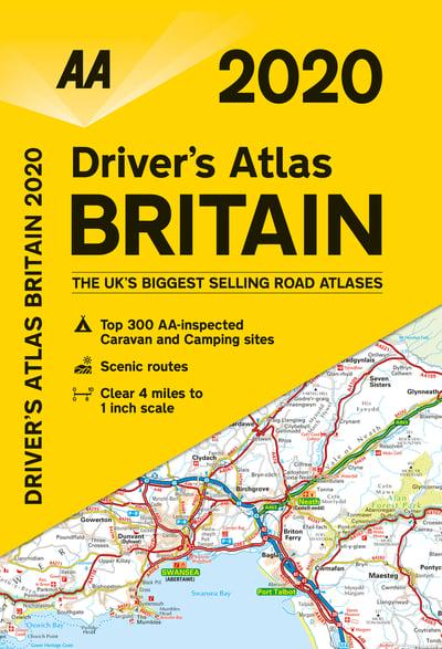 Drivers Atlas Britain 2020