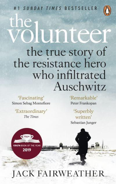 Winner of the Costa Book of the Year 2019 - The Volunteer