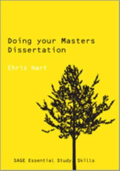 hart carrying out an individual's masters dissertation pdf file viewer