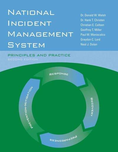 National Incident Management System Donald W Walsh 9780763781873 Blackwell S