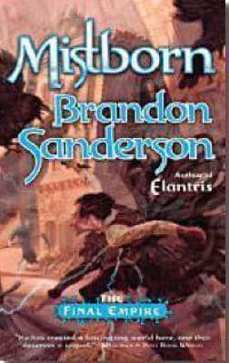 Brandon sanderson final empire mistborn book one