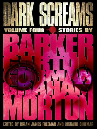 jacket, Dark Screams: Volume Four