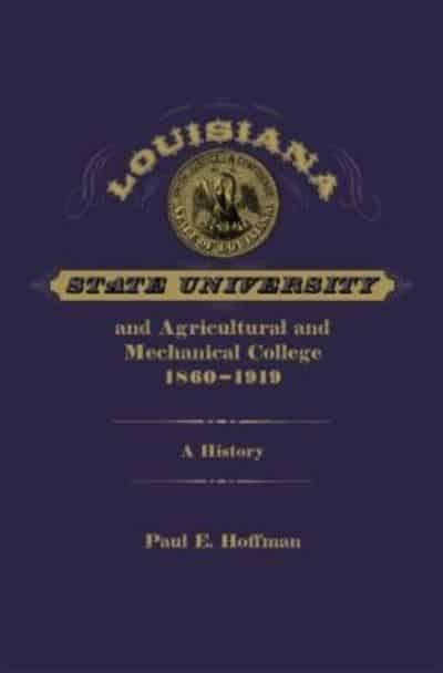 Louisiana State University and Agricultural and Mechanical College, 1860-1919