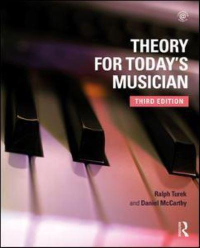 Theory For Today S Musician Ralph Turek Author