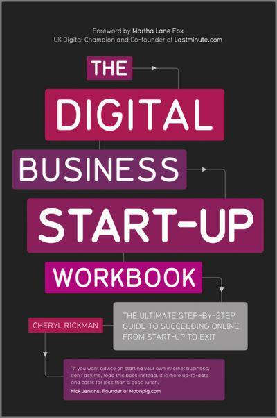 how to start an online business book