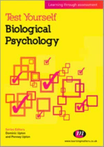 Biological Psychology : Penney Upton (editor