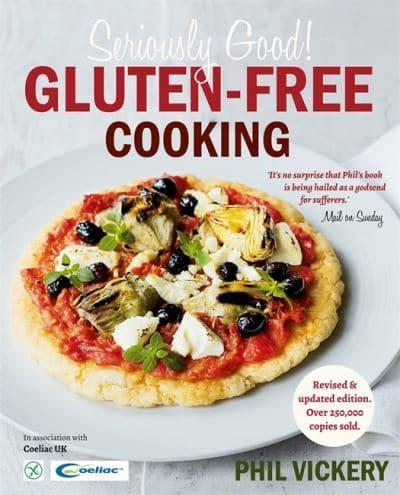 Gluten-Free Cooking : Phil Vickery : 9780857833150 ...