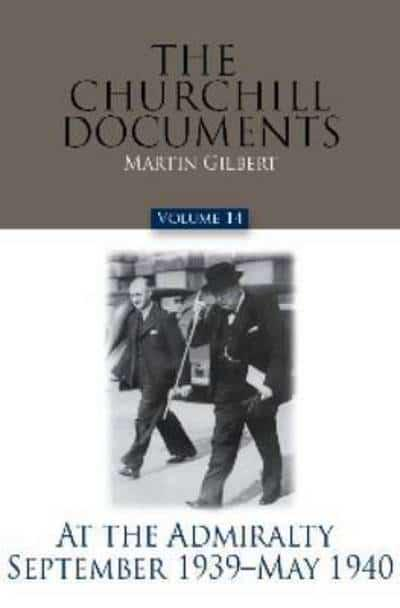 The Churchill Documents, Volume 14