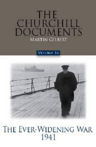 The Churchill Documents, Volume 16