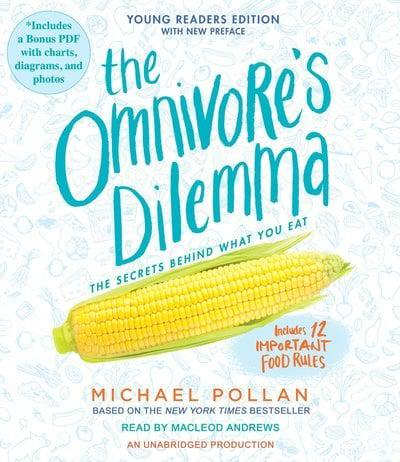 jacket, The Omnivore's Dilemma