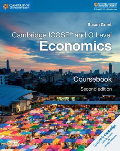 Cambridge IGCSE And O Level Economics Coursebook Susan