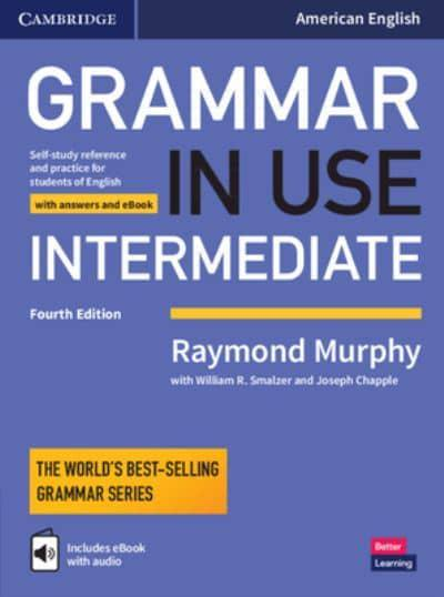 Grammar in use intermediate students book with answers and grammar in use intermediate students book with answers and interactive ebook self study reference and practice for students of american english fandeluxe Image collections