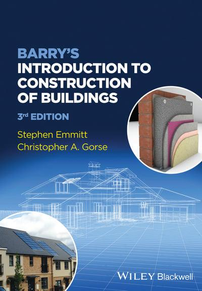 Introduction To Building Construction By Barry