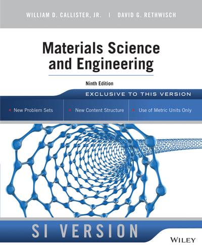 Material Science And Engineering An Introduction Pdf